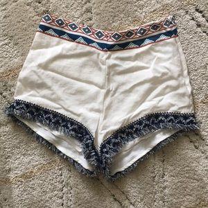 NWT Fun Flirty Summer Shorts